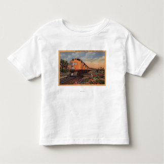 "Union Pacific Railroad ""City of Los Angeles"" Toddler T-shirt"