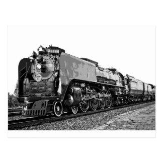 Union Pacific Railroadiana Postcard