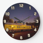 Union Pacific Train in Old Sacramento Clock