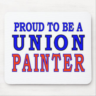 UNION PAINTER MOUSE PAD