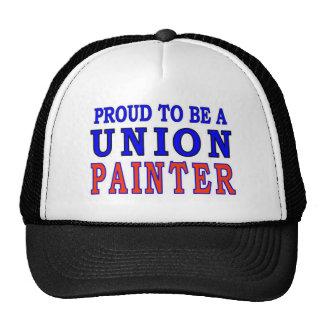 UNION PAINTER TRUCKER HATS