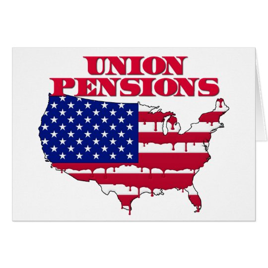 Union Pensions Card