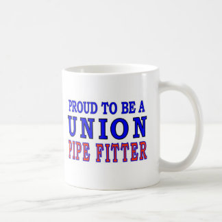 UNION PIPE FITTER COFFEE MUG