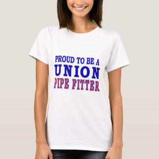 UNION PIPE FITTER T-Shirt