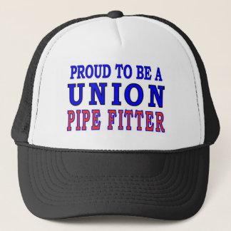 UNION PIPE FITTER TRUCKER HAT