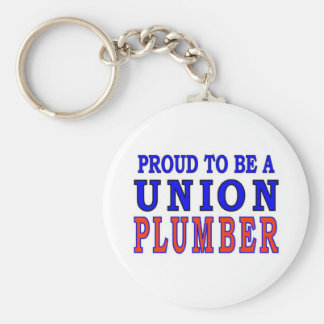 UNION PLUMBER KEYCHAIN