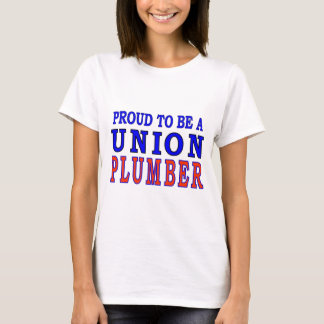 UNION PLUMBER T-Shirt