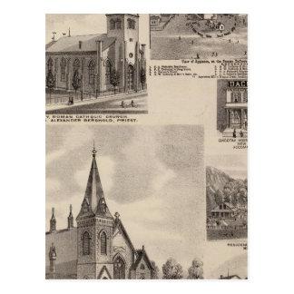 Union Presbyterian, Minnesota Postcard