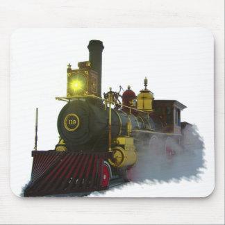 Unión Railroadiana pacífico Mousepad Alfombrilla De Ratón