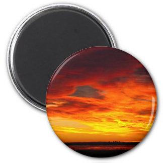 Union Reservoir Epic Sunrise Longmont Colorado Bou Magnet