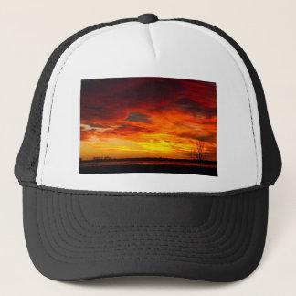 Union Reservoir Epic Sunrise Longmont Colorado Bou Trucker Hat