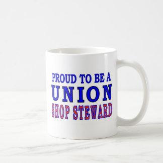 UNION SHOP STEWARD COFFEE MUG
