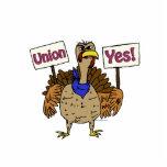 Unión sí - Turquía que habla Esculturas Fotográficas