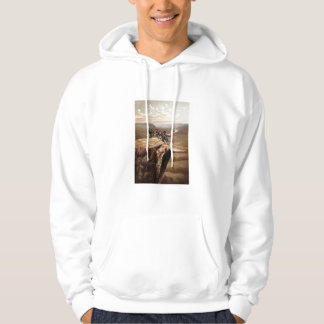 Union Soldiers On Lookout Mountain -- Civil War Hoodie