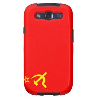 Unión Soviética Galaxy S3 Funda