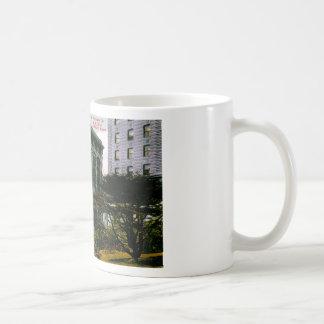 Union Square Classic White Coffee Mug