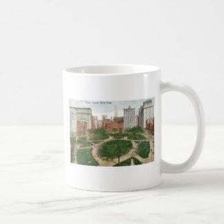 Union Square, New York Classic White Coffee Mug