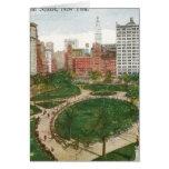 Union Square, New York Greeting Card