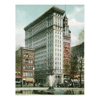 Union Square, New York Postcard