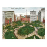 Union Square, New York Postcards