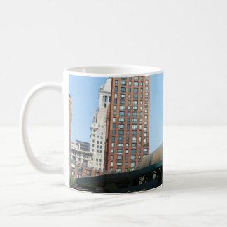 Union Square Subway NYC Classic White Coffee Mug