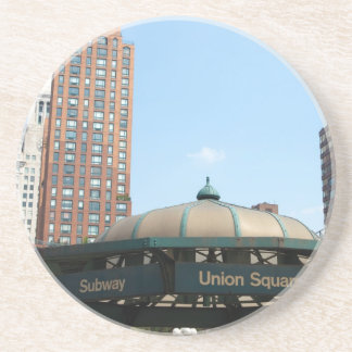 Union Square Subway NYC Coaster