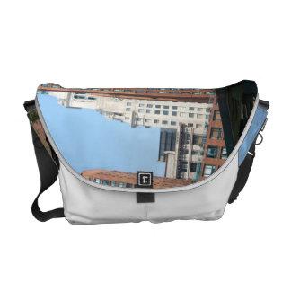 Union Square Subway NYC Messenger Bag