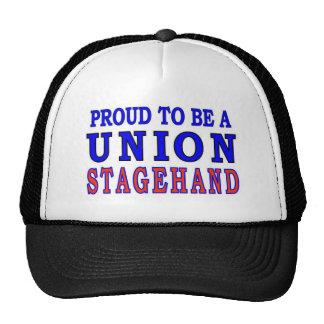 UNION STAGEHAND HAT