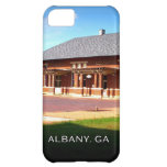 UNION STATION - Albany, Georgia iPhone 5C Cover