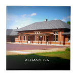 UNION STATION - Albany, Georgia Tiles