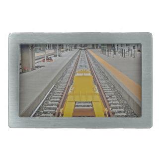 Union Station Denver Belt Buckle