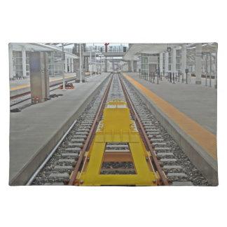 Union Station Denver Cloth Placemat