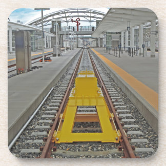 Union Station Denver Drink Coaster