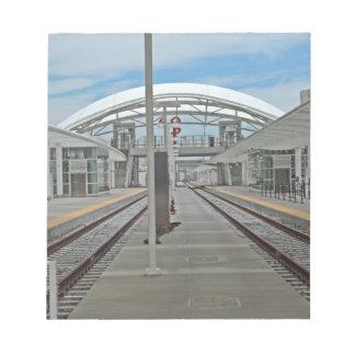 Union Station Denver Memo Pad