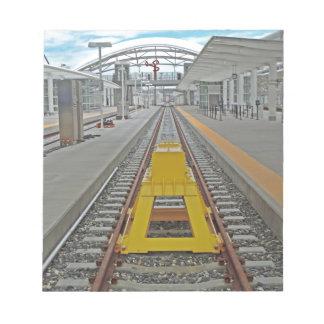 Union Station Denver Memo Notepads