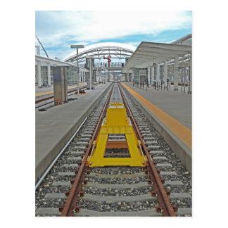 Union Station Denver Postcard