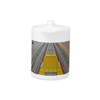 Union Station Denver Teapot