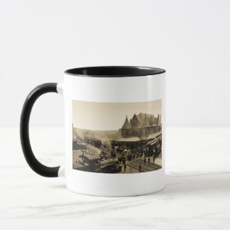 Union Station, Durand, Michigan Mug
