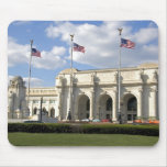Union Station in Washington, D.C. Mouse Pads