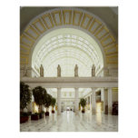 Union Station in Washington, D.C. Poster