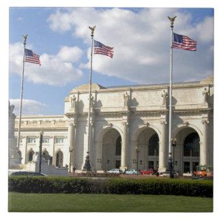 Union Station in Washington, D.C. Tile