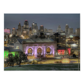 Union Station Kansas City Photographic Print