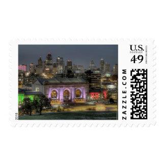 Union Station (Kansas City) Postage