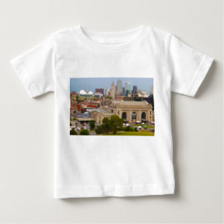 Union Station, Kauffman Center, Sky Stations KC Baby T-Shirt