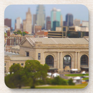 Union Station, Kauffman Center, Sky Stations KC Beverage Coaster
