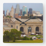 Union Station, Kauffman Center, Sky Stations KC Wallclocks