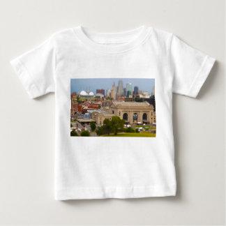 Union Station, Kauffman Center, Sky Stations KC Infant T-shirt
