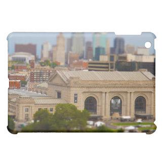 Union Station, Kauffman Center, Sky Stations KC iPad Mini Cover