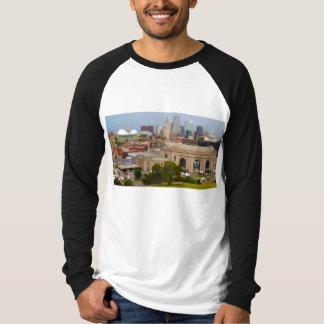 Union Station, Kauffman Center, Sky Stations KC T-shirt
