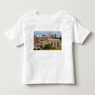 Union Station, Kauffman Center, Sky Stations KC T Shirt
